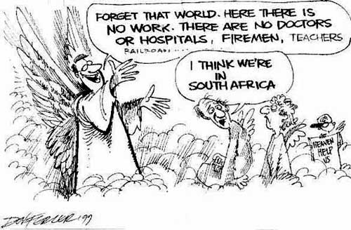 south african crime